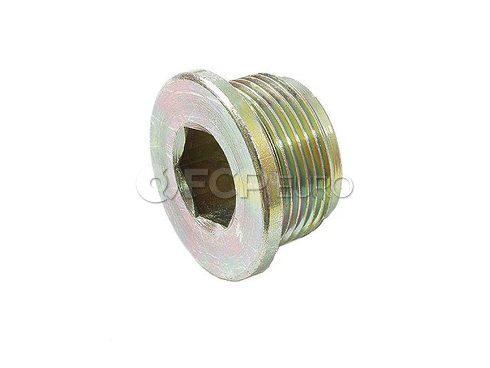 Mercedes Engine Oil Drain Plug (380SL 560SL) - Genuine Mercedes 1309970032