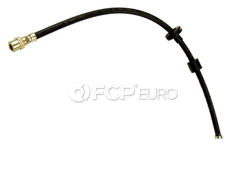 Mercedes Disc Brake Hydraulic Hose Front Left - Genuine Mercedes 1404200048
