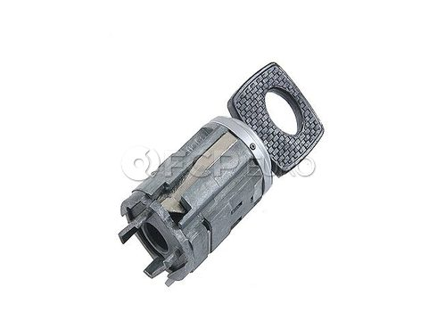 Mercedes Ignition Lock Cylinder Set - Genuine Mercedes 1404601404