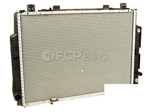 Mercedes Radiator - Genuine Mercedes 1405001403