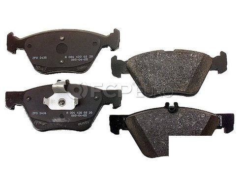 Mercedes Disc Brake Pad Front (E320) - Genuine Mercedes 004420032041