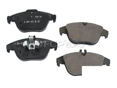 Mercedes Brake Pad Set (GLK350) - Genuine Mercedes 0074206120
