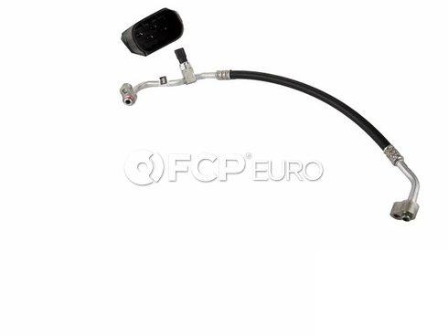 Mercedes A/C Refrigerant Discharge Hose (ML500 ML350) - Genuine Mercedes 1635003372
