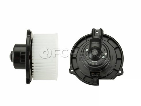 Mercedes HVAC Blower Motor - Genuine Mercedes 1638204142
