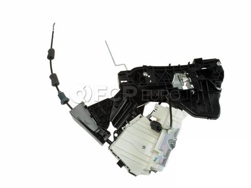 Mercedes Door Lock Actuator Motor Rear Left (ML550 ML63 AMG) - Genuine Mercedes 1647302735