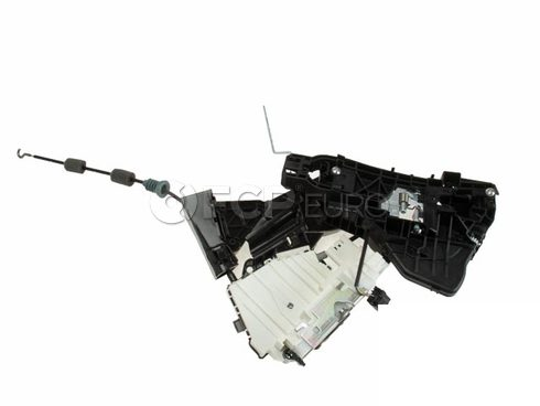 Mercedes Door Lock Actuator Motor Rear Left (ML350 ML550 ML63 AMG ML450) - Genuine Mercedes 1647303535