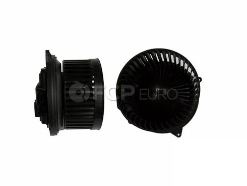 Mercedes HVAC Blower Motor Front - Genuine Mercedes 1648350507