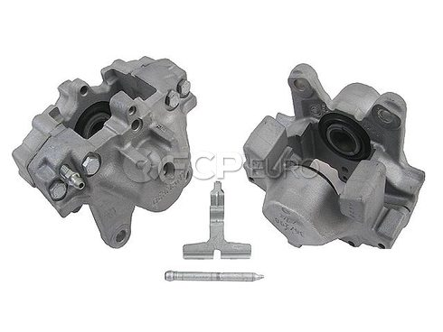 Mercedes Disc Brake Caliper Rear Right - Genuine Mercedes 2034232098