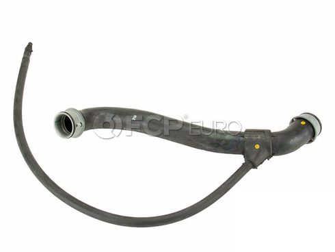 Mercedes Radiator Coolant Hose Upper (C300 C350 GLK350 E350) - Genuine Mercedes 2045010382