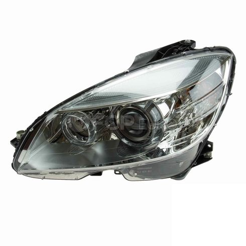 Mercedes Headlight Left (C300 C350) - Genuine Mercedes 2048203139