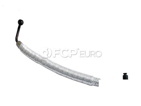 Mercedes Power Steering Pressure Hose (E420) - Genuine Mercedes 2104660581