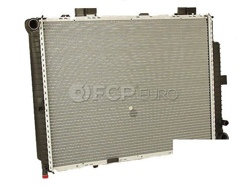 Mercedes Radiator - Genuine Mercedes 2105001203