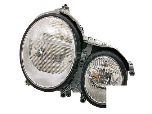 Mercedes Headlight Right (E320 E430 E55 AMG) - Genuine Mercedes 2108204461