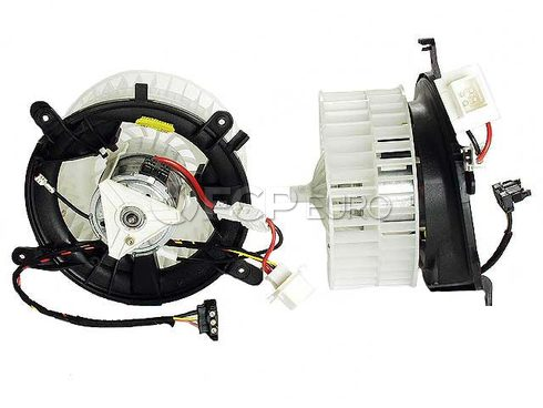 Mercedes HVAC Blower Motor (E320 E430 E55 AMG) - Genuine Mercedes 2108206842