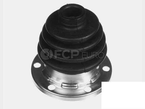 VW CV Joint Boot Rear (Transporter Vanagon Campmobile) - Meyle 1005010005