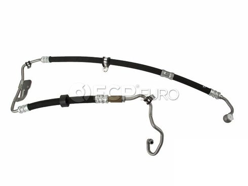 Mercedes Power Steering Pressure Hose (E500) - Genuine Mercedes 2114605024