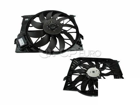 Mercedes Engine Cooling Fan Assembly - Genuine Mercedes 2115002293
