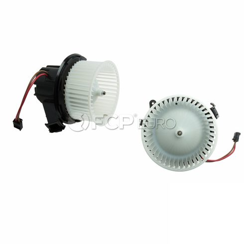Mercedes HVAC Blower Motor - Genuine Mercedes 2128200708