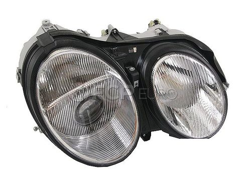 Mercedes Headlight Right (CL500 CL55 AMG CL600) - Genuine Mercedes 2158200661