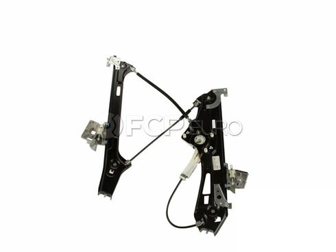 Mercedes Window Regulator Front Left (CLS500 CLS55 AMG CLS63 AMG CLS550) - Genuine Mercedes 2197200946