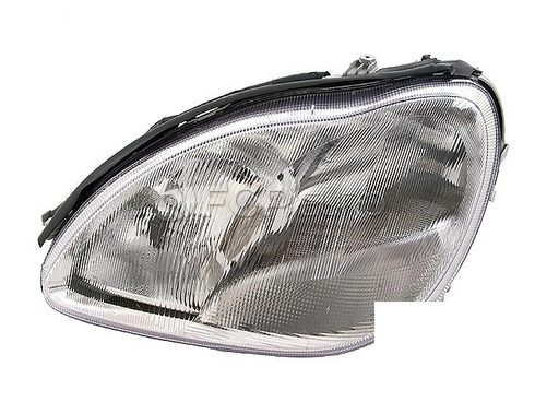 Mercedes Headlight Left (S430 S500 S55 AMG S600) - Genuine Mercedes 2208200561