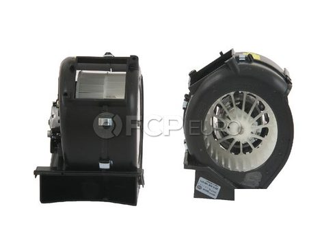 Mercedes HVAC Blower Motor Rear - Genuine Mercedes 2208203642
