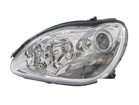 Mercedes Headlight Left - Genuine Mercedes 2208204161
