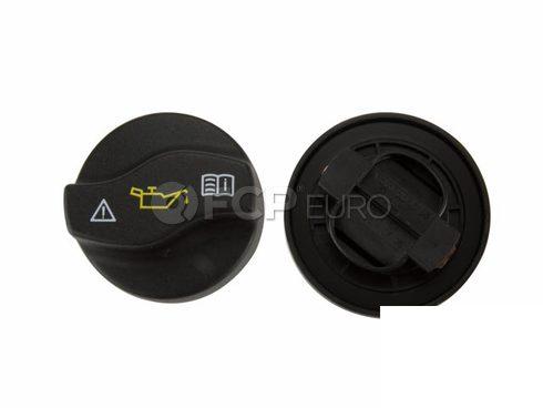 Mercedes Engine Oil Filler Cap - Genuine Mercedes 0000101585