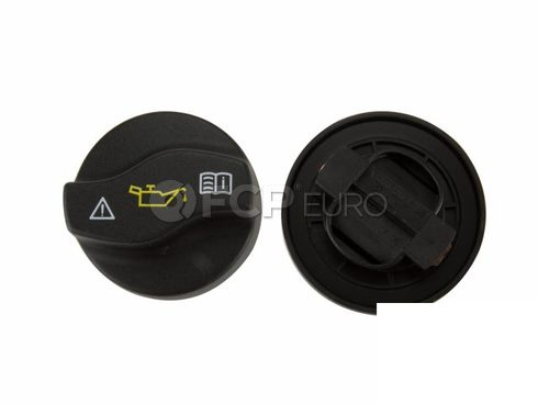 Mercedes Engine Oil Filler Cap - Genuine Mercedes 0000101585