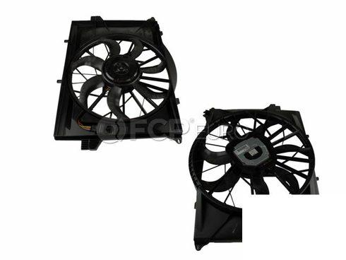 Mercedes Engine Cooling Fan Assembly (SL500 SL550) - Genuine Mercedes 2305000593