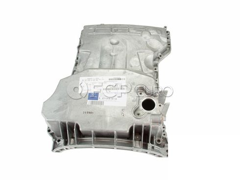 Mercedes Engine Oil Pan (C230) - Genuine Mercedes 2710101013