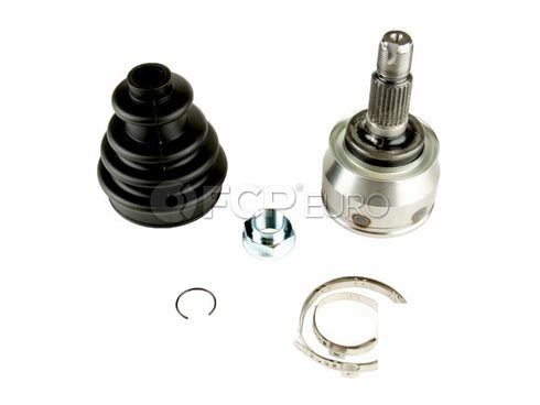 Mini Drive Shaft CV Joint Kit Front Outer (Cooper) - Meyle 31607518261