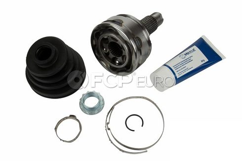 BMW Axle CV Joint Kit Front Outer (E53) - Meyle 3144980005