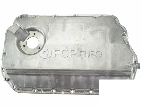 VW Engine Oil Pan Lower (A4 A4 Quattro A6 Passat) - Febi 078103604AA