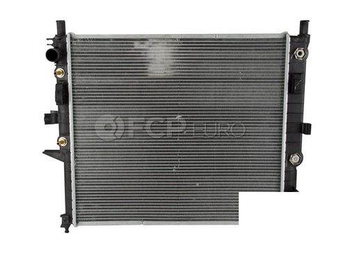 Mercedes Radiator (ML55 AMG) - Genuine Mercedes 1635000303