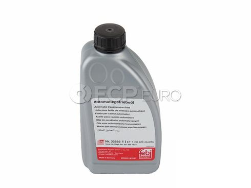 Mercedes Auto Trans Fluid (Blue fluid 236.15) (GLK350 E63 AMG S65 AMG ML350) - Febi 001989780309