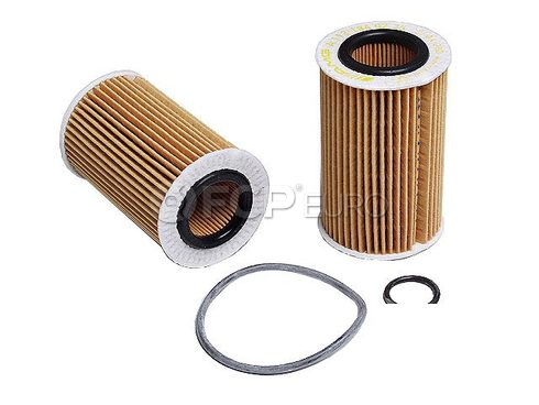 Mercedes Engine Oil Filter (SLK55 AMG) - Genuine Mercedes 0001802809