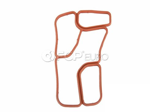 Mercedes Engine Oil Cooler Gasket - Genuine Mercedes 2721840280