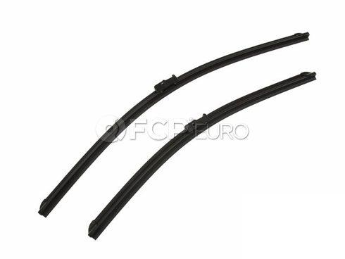 Mercedes Windshield Wiper Blade Front (GLK350 GLK250) - Genuine Mercedes 2048203800