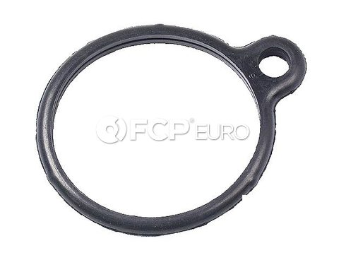 Mercedes Engine Coolant Thermostat Gasket (300CD 300D 300SD 300TD) - Genuine Mercedes 6172030180