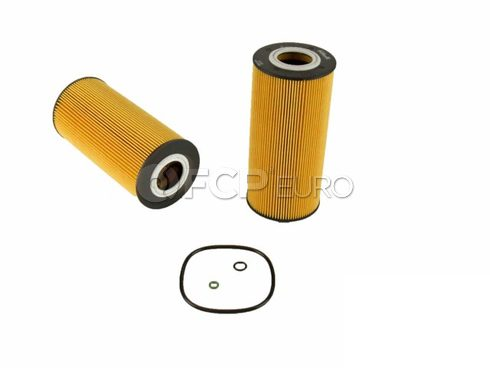 Mercedes Engine Oil Filter (E300) - Genuine Mercedes 6061800109