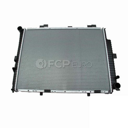 Mercedes Radiator (E300) - Genuine Mercedes 2105006603