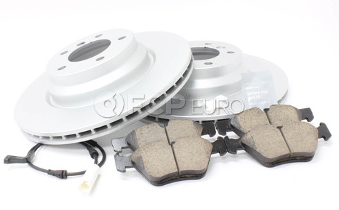 BMW Brake Kit Front (E90) - Bosch/Akebono 34116854999KT3