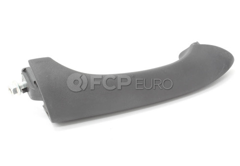 BMW Handle Bracket Right (Black) - Genuine BMW 51218243618