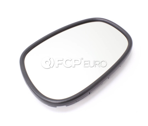 BMW Mirror Glass Heated Plane Left (328i 335i M3) - Genuine BMW 51167230979