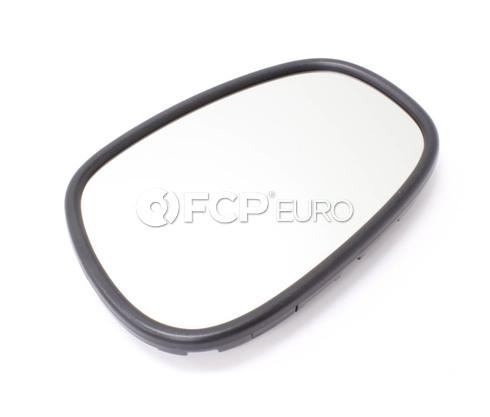 BMW Mirror Glass Heated Plane Left (328i 335i M3) - Genuine BMW 51167230979