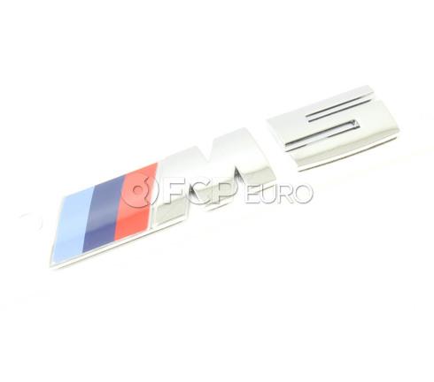 BMW Emblem (M5) - Genuine BMW 51138059945