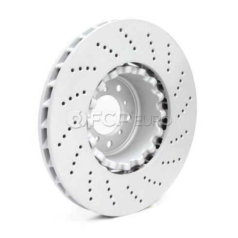 BMW Brake Disc - Zimmermann 34112282806