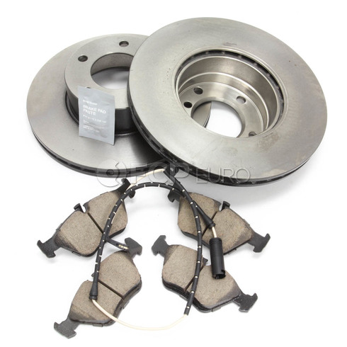 BMW Brake Kit - Brembo/Akebono 34116767061KT2