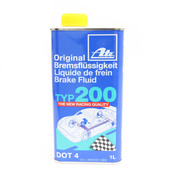 DOT 4 TYP 200 Brake Fluid (1 Liter) -  ATE BF1200
